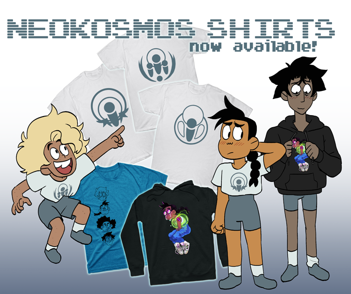 Promo pic for t-shirts
